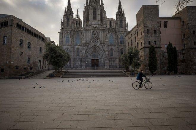 Καθεδρικός, Βαρκελώνη