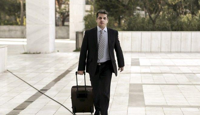 Προφυλακιστέος ο βουλευτής της Χρυσής Αυγής Στάθης Μπούκουρας
