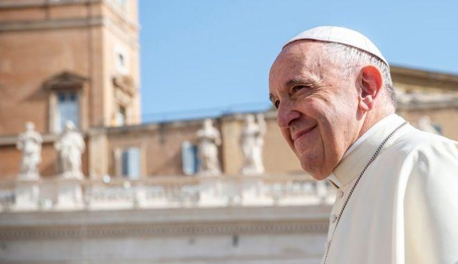 Πάπας Φραγκίσκος: