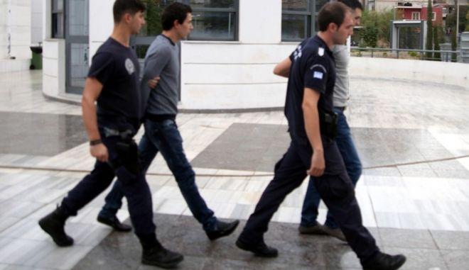 ΑΘΗΝΑ-Μικτό Ορκωτό Δικαστήριο -Δίκη απόφαση για την δολοφονία και εξαφάνιση της 4χρόνης Άννυ.(Eurokinissi-ΖΩΝΤΑΝΟΣ ΑΛΕΞΑΝΔΡΟΣ)