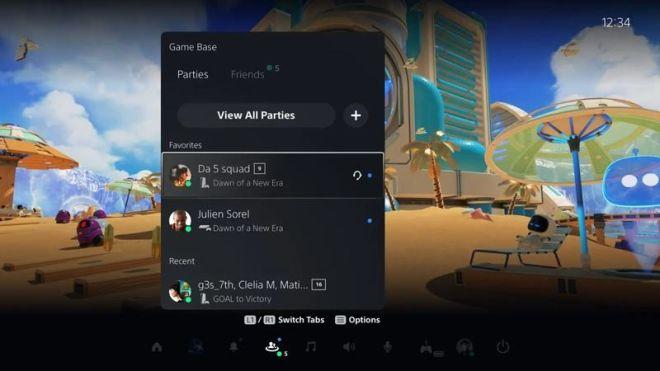 PlayStation 5: Διαθέσιμο το μεγάλο update που φέρνει υποστήριξη εξωτερικού αποθηκευτικού χώρου