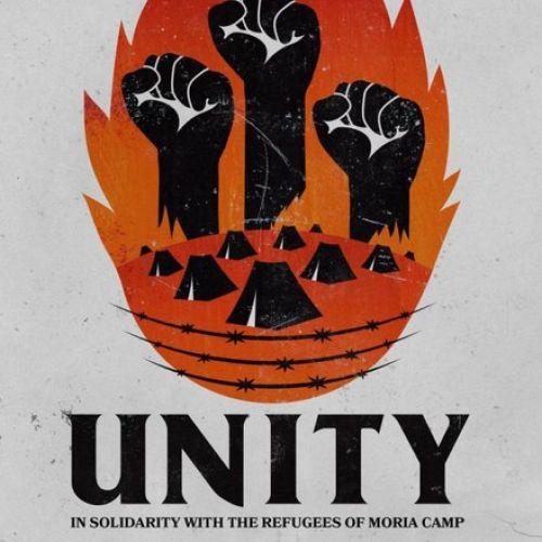Το εξώφυλλο της μουσικής συλλογής της UNITY