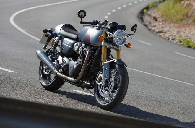 Triumph: Οι μοτοσυκλέτες του 2020