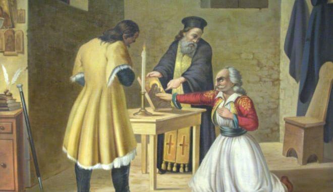 1821: Το άδοξο τέλοςτων ηγετών της Φιλικής Εταιρείας