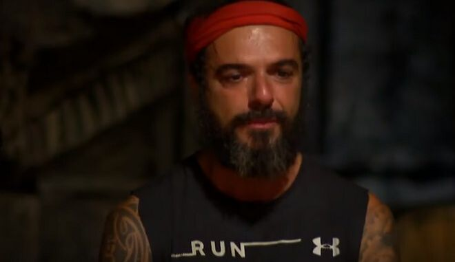 "Survivor 4 trailer - Τριαντάφυλλος: ""Είμαι ο μεγαλύτερος παίκτης, για να δυναμώσει η ομάδα πρέπει να φύγω"""