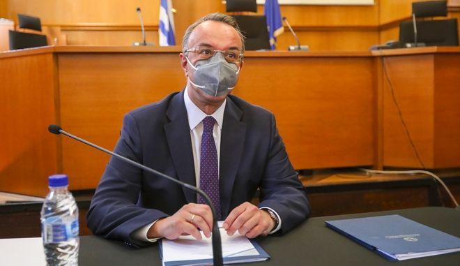 Ο Χρήστος Σταϊκούρας