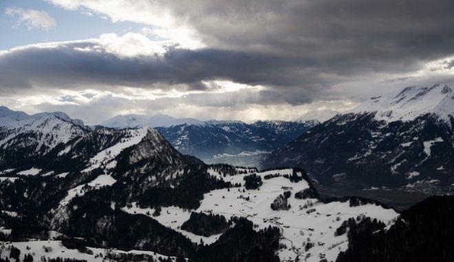 Κορυφές των Άλπεων