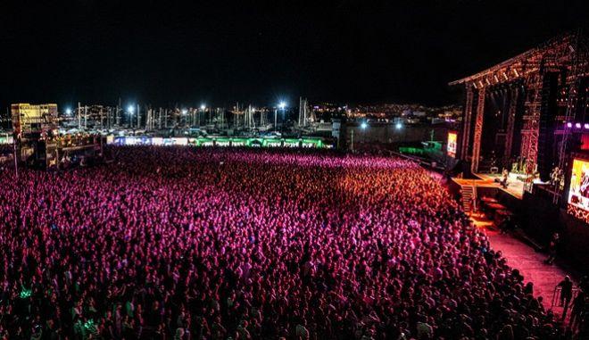 Ακυρώθηκε το φετινό Release Athens Festival