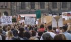 Διαδήλωση για τον Τζορτζ Φλόιντ στην Ολλανδία