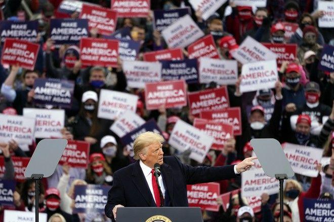 Ντόναλντ Τραμπ - Αμερικανικές εκλογές 2020