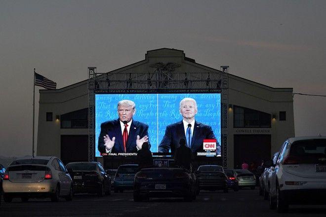 Ντόναλντ Τραμπ και Τζο Μπάιντεν - Αμερικανικές εκλογές 2020