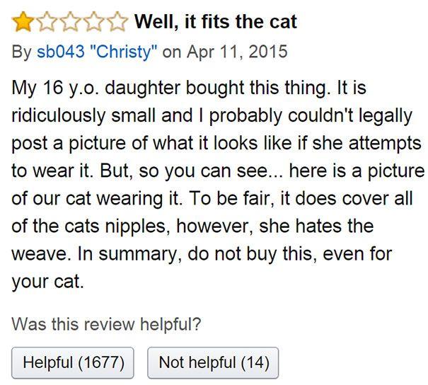 Το ξέσπασμα μιας μητέρας: Mην αγοράσετε αυτό το μπλουζάκι, ούτε για τη γάτα σας