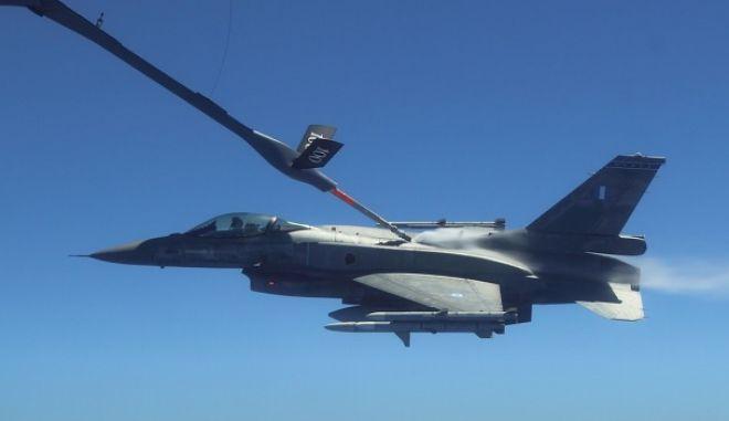 Φωτό αρχείου: Άσκηση της Πολεμικής Αεροπορίας