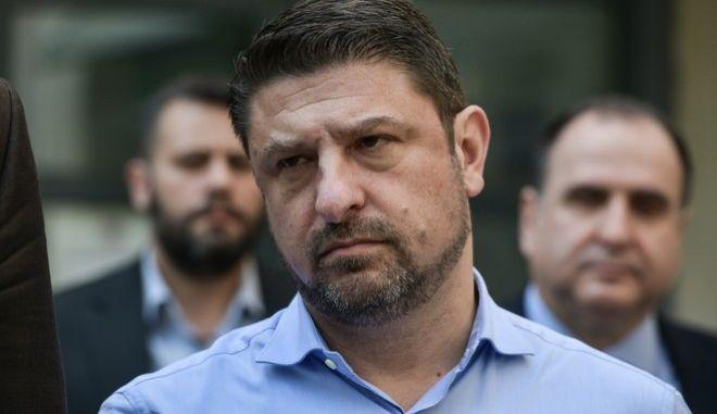 Υφυπουργός Πολιτικής Προστασίας και Διαχείρισης Κρίσεων Νίκος Χαρδαλιάς