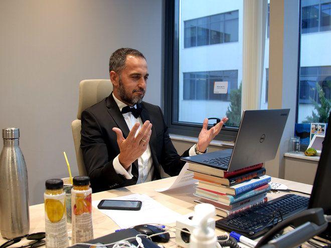 Δήλωση του κ.Πάνου Κωνσταντόπουλου,Chief Marketing Officer Kaizen Gaming (Stoiximan/Betano) κατά τη διάρκεια της βράβευσης.