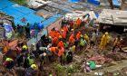 Ινδία: Τουλάχιστον 30 νεκροί στο Μουμπάι μετά από κατολισθήσεις