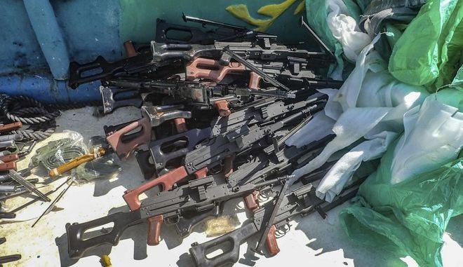 Όπλα στη Σομαλία
