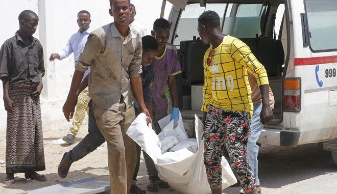 Έκρηξη στη Σομαλία