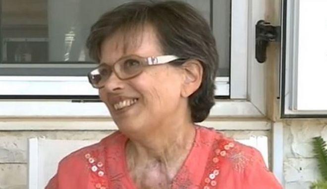 Μάτι: Συγκλονίζουν τα λόγια επιζήσασας- Νικήτρια μετά από 18 μήνες νοσηλείας
