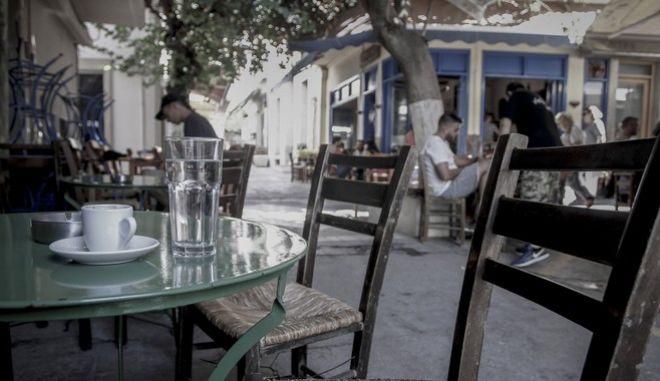 Καφενείο (φωτό αρχείου)