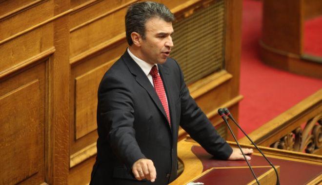 ΑΘΗΝΑ-Βουλή 3η μέρα - συζήτηση επί των προγραμματικών δηλώσεων της νέας κυβέρνησης//  ΧΡΗΣΤΟΣ ΖΩΗΣ .(EUROKINISSI-ΓΙΑΝΝΗΣ ΠΑΝΑΓΟΠΟΥΛΟΣ)
