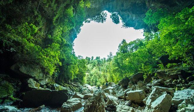Το εθνικό πάρκο Καχουράνγκι