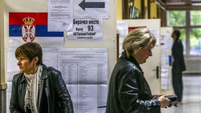Σερβία: Νικητής ο Βούτσιτς στις βουλευτικές εκλογές