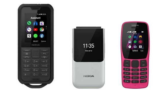 Τα νέα Nokia featurephones αναβιώνουν το ένδοξο παρελθόν