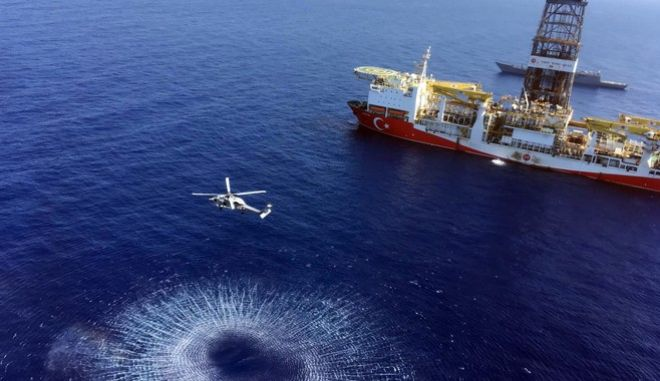 Τουρκικό γεωτρύπανο στην κυπριακή ΑΟΖ
