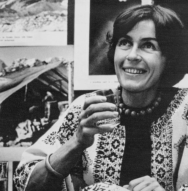 H Wanda Rutkiewicz.