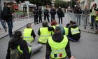 """Διαδηλωτές των """"Κίτρινων Γιλέκων"""""""
