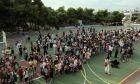 Αγιασμός σε σχολείο