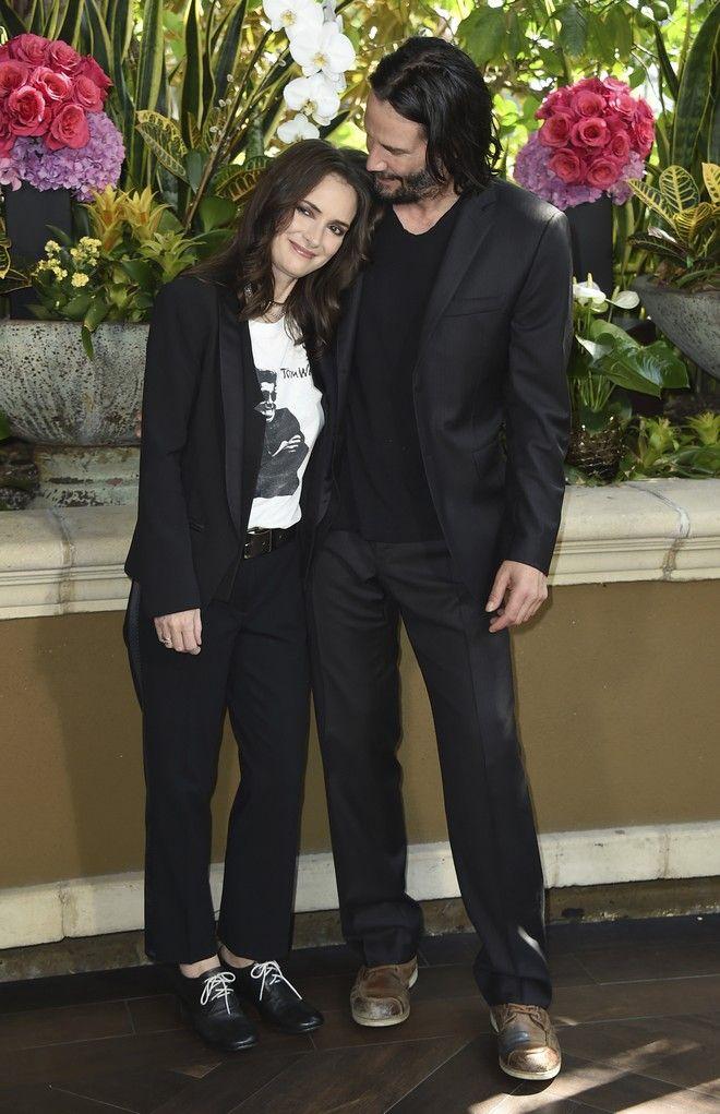 Οι Keanu Reeves και Winona Ryder