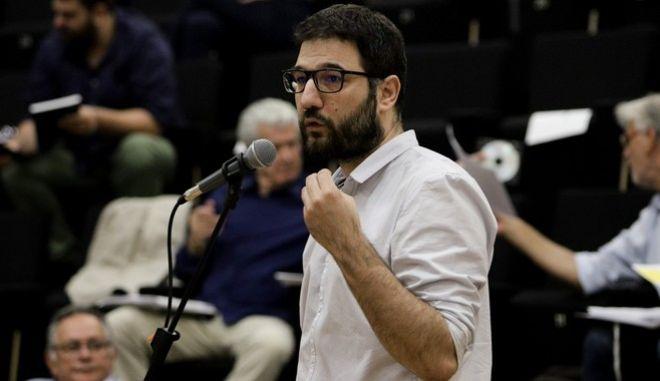 Ηλιόπουλος: Ο πτωχευτικός νόμος θα φέρει τη ΝΔ σε σύγκρουση με την κοινωνία