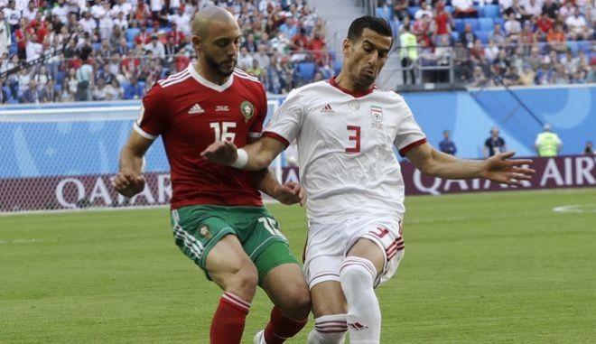 Μαρόκο - Ιράν