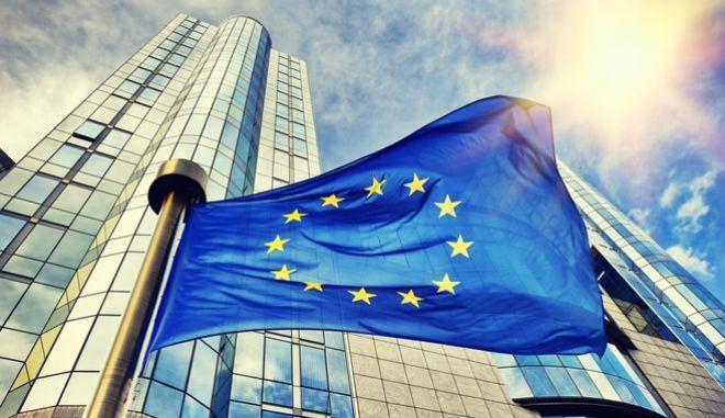 Η σημαία της ΕΕ