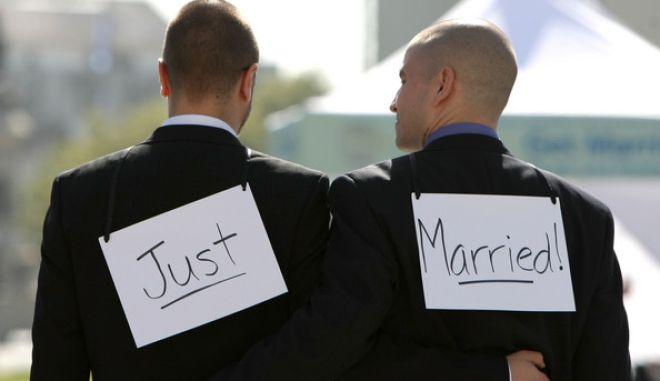 Στο Μονπελιέ ο πρώτος γκέι γάμος στη Γαλλία
