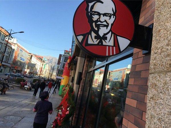 Άνοιξε KFC στο Θιβέτ. Έξαλλος ο Δαλάι Λάμα