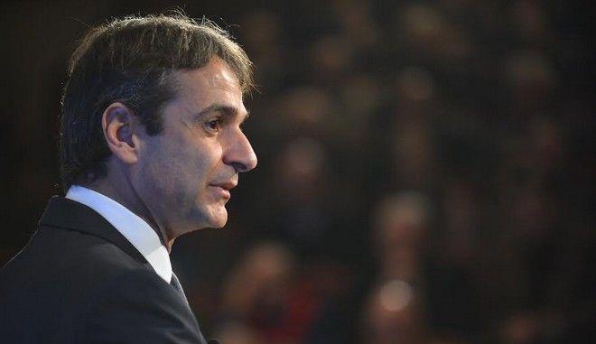 Κ. Μητσοτάκης : Καταστροφή για τη χώρα η μη συμφωνία
