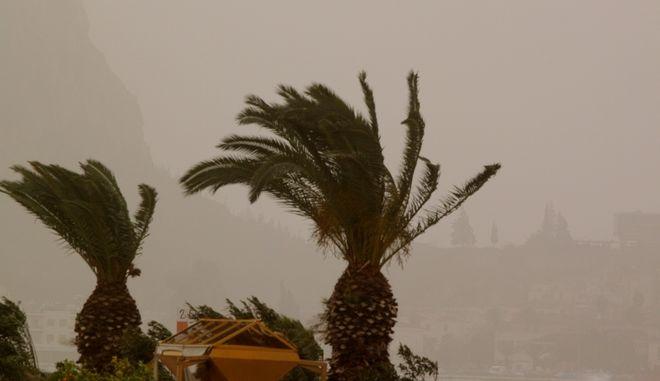 Iσχυροί άνεμοι στο Ναύπλιο (αρχείου)