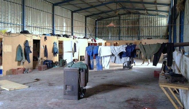 Φρίκη στο Αιτωλικό. Σκλάβοι στην Ελλάδα του 2013
