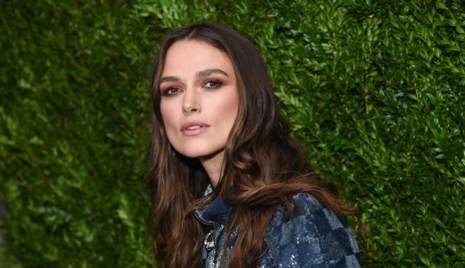 Actress Keira Knightley attends the CHANEL Fine Jewelry Dinner to celebrate the debut of The Jewel Box Boutique at Bergdorf Goodman on Tuesday, Sept. 6, 2016, in New York. (Photo by Evan Agostini/Invision/AP)