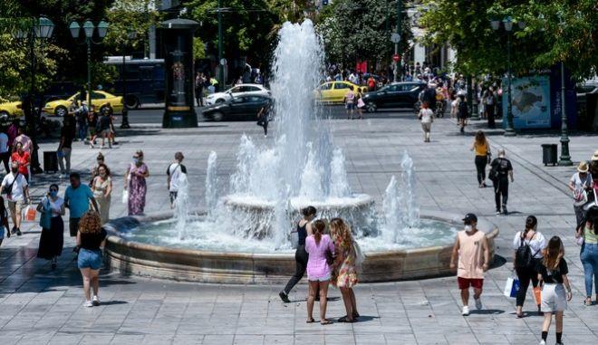 Κορονοϊός - διασπορά: Σταθεροποιητικά σε Αθήνα και Θεσσαλονίκη με τάσεις υποχώρησης