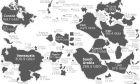 Πετρέλαιο Λιβύης: Ο χάρτης που θα σε βοηθήσει να καταλάβεις γιατί όλοι ενδιαφέρονται για την γειτονική χώρα
