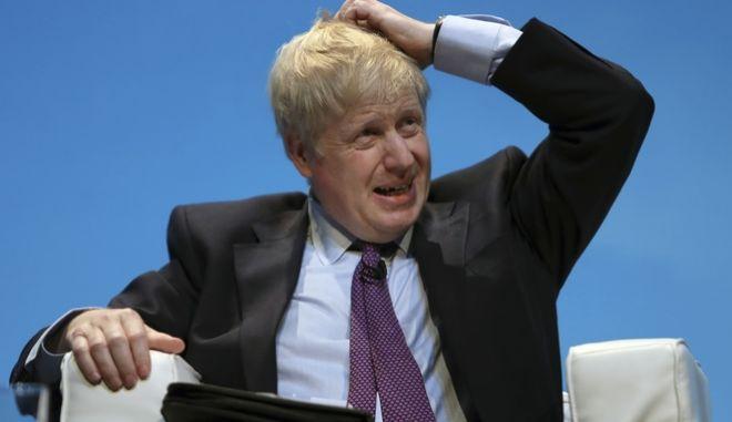 Ο πρωθυπουργός της Μεγάλης Βρετανίας, Μπόρις Τζόνσον