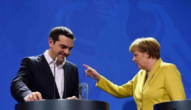 Αποκαλυπτικό παρασκήνιο. Η Μέρκελ, το Grexit και η Ε.Ε. σε τεντωμένο σκοινί