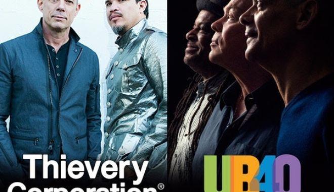 Release Athens: Με London Grammar, Thievery Corporation και UB40 στην Πλατεία Νερού