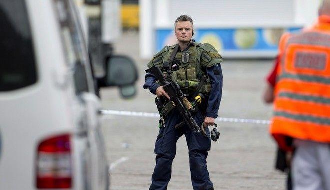 Αστυνομικές δυνάμεις της Φινλανδίας