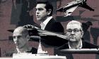 """Εξοπλισμοί: Τι πραγματικά λένε τα κόμματα της αριστεράς για """"τα κανόνια"""""""