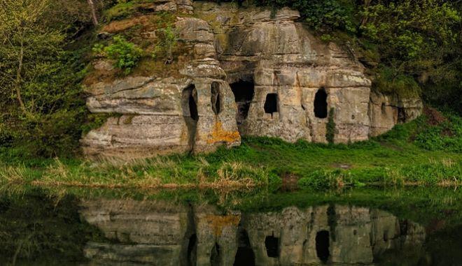 Η σπηλιά Anchor, στο Derbyshire, του Ηνωμένου Βασιλείου